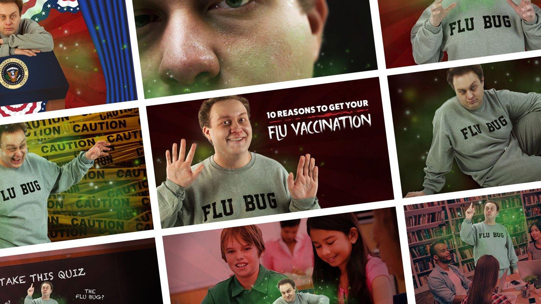 Campaign SocialAds Flu