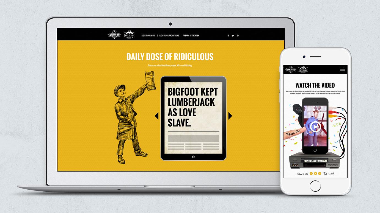 Armscor RIA diculous Website