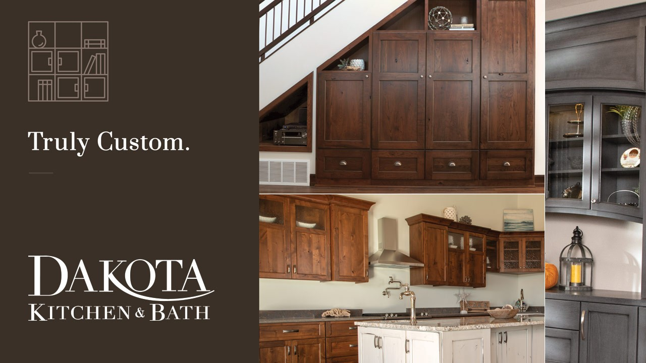 Truly Custom Cabinets