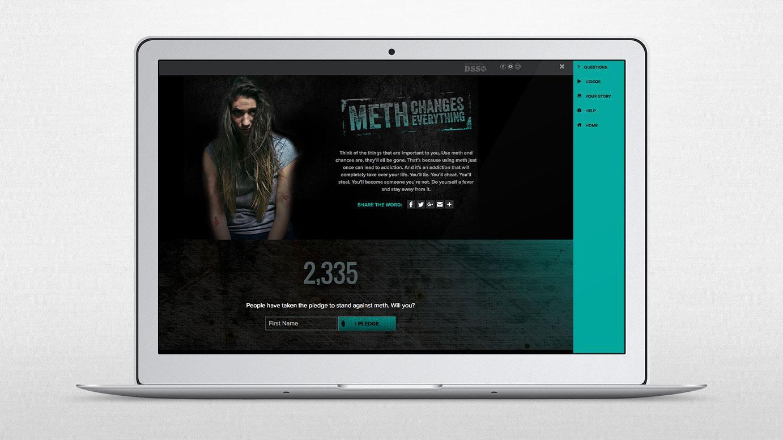 Meth Website