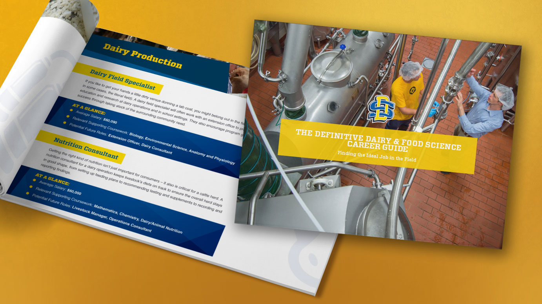 Dairy Science Career Guide